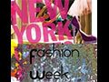 2011 Fall/Winter New York Fashion Week