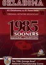 1985 Orange Bowl National Championship Game