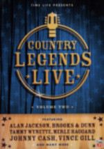 Country Legends Live: Vol. 2