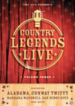 Country Legends Live: Vol. 3