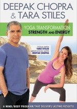 Deepak Chopra & Tara Stiles Yoga Transformation: Strength and Energy
