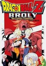 Dragon Ball Z: Broly: Broly's Second Coming