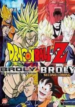Dragon Ball Z: Broly: The Legendary Super Saiyan / Broly's Second Coming