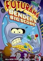 Futurama the Movie: Bender's Big Score
