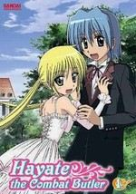 Hayate the Combat Butler: Part 1