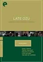 Late Ozu: Late Autumn