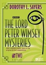 Lord Peter Wimsey Mysteries: Murder Must Advertise