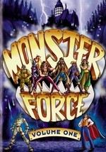 Monster Force: Vol. 1