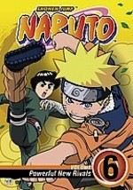 Naruto: Vol. 6: Powerful New Rivals