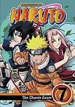 Naruto: Vol. 7: The Chunin Exam