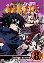 Naruto: Vol. 8: Sharingen Revived