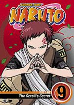 Naruto: Vol. 9: The Scroll's Secret