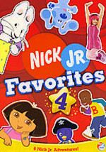 Nick Jr Favorites Vol 4 Movie Trailer News Cast