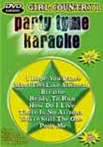 Party Tyme Karaoke: Girl Country 1