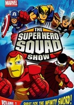 Super Hero Squad Show: Vol. 1
