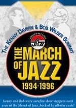 The Kenny Davern & Bob Wilber Summit: The March of Jazz 1994-1996