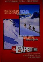 The North Face Expeditions: Shishpangma and Himalaya