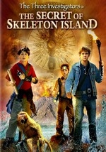 The Three Investigators in the Secret of Skeleton Island