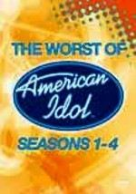The Worst of American Idol: Seasons 1-4