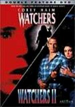 Watchers / Watchers II: Double Feature