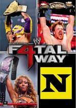 WWE: Fatal 4 Way 2010