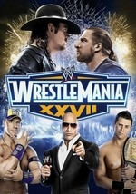 WWE: WrestleMania 27: Vol. 2